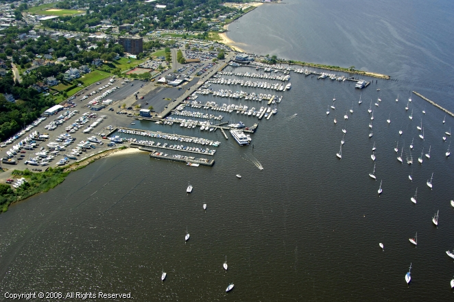 Atlantic Highlands Municipal Harbor