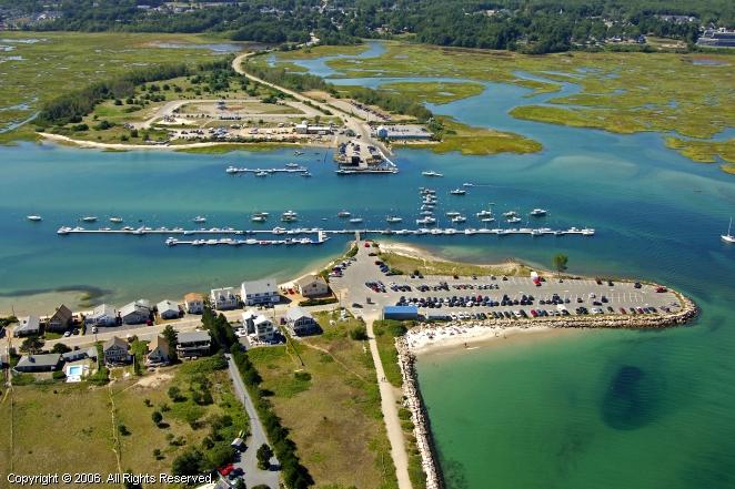Webhannet River Boat Yard