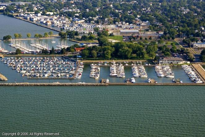 Battery Park Marina