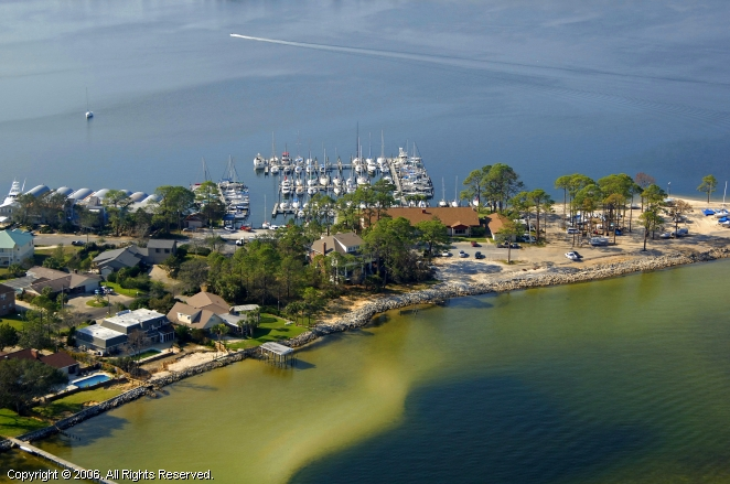 Fort Walton Beach (FL) United States  city photo : Fort Walton Yacht Club in Fort Walton Beach, Florida, United States