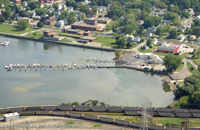 Dunkirk (NY) United States  City new picture : Barts Cove Marina in Dunkirk, New York, United States