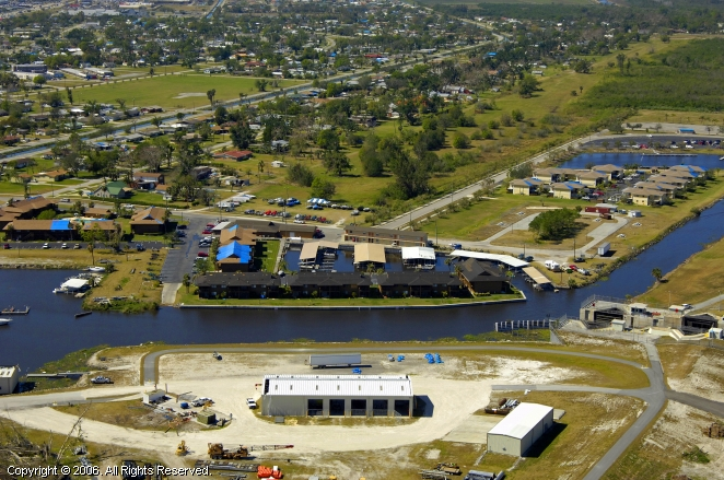 Clewiston (FL) United States  city photos gallery : Angler's Marina in Clewiston, Florida, United States