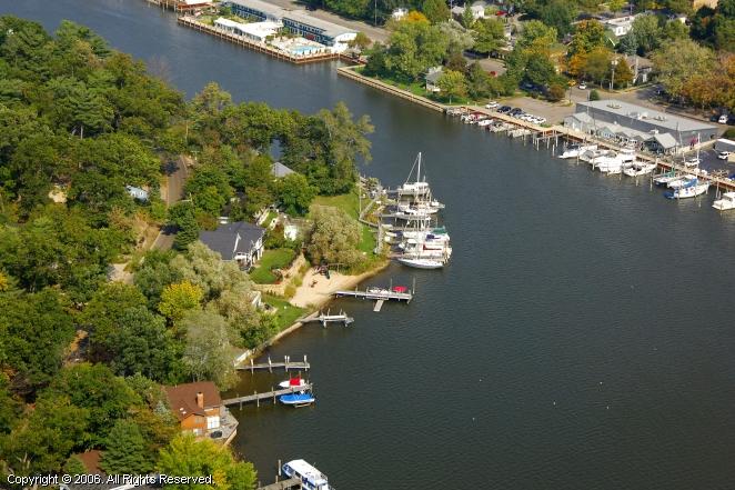 Saugatuck (MI) United States  City pictures : Casa Loma Resort marina in Saugatuck, Michigan, United States