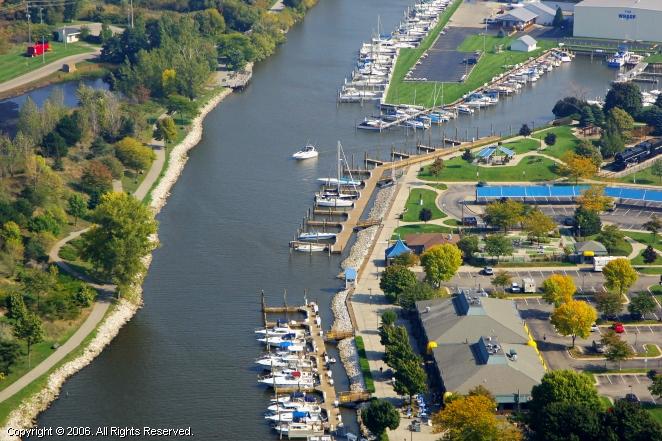 Grand Haven (MI) United States  city images : Grand Haven Municipal Marina in Grand Haven, Michigan, United States
