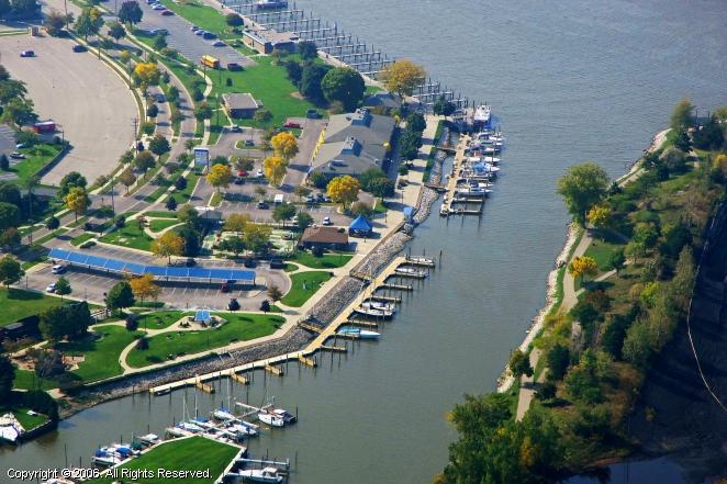 Marine City Mi Weather >> Grand Haven Municipal Marina in Grand Haven, Michigan ...