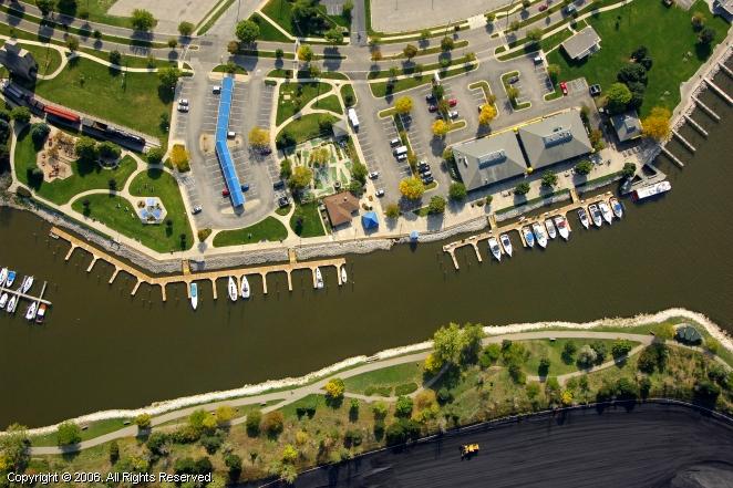 Grand Haven (MI) United States  city photos : Grand Haven Municipal Marina in Grand Haven, Michigan, United States