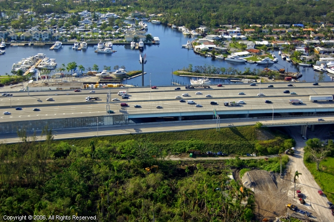 Marina Mile Shipyard in Fort Lauderdale, Florida, United States