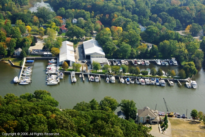 Saugatuck (MI) United States  city images : Saugatuck Yacht Service in Saugatuck, Michigan, United States