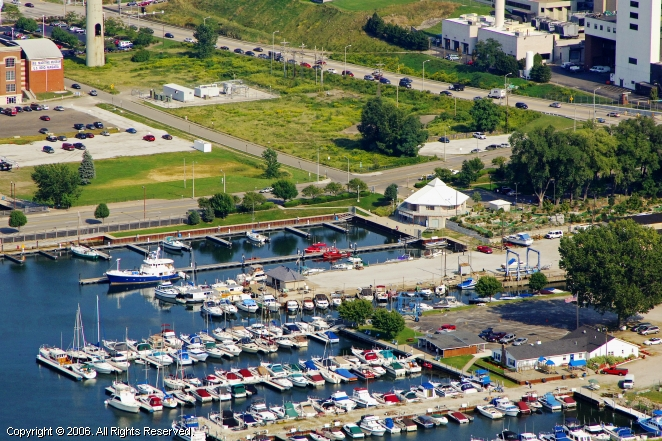 Erie (PA) United States  city pictures gallery : Wolverine Park Marina in Erie, Pennsylvania, United States