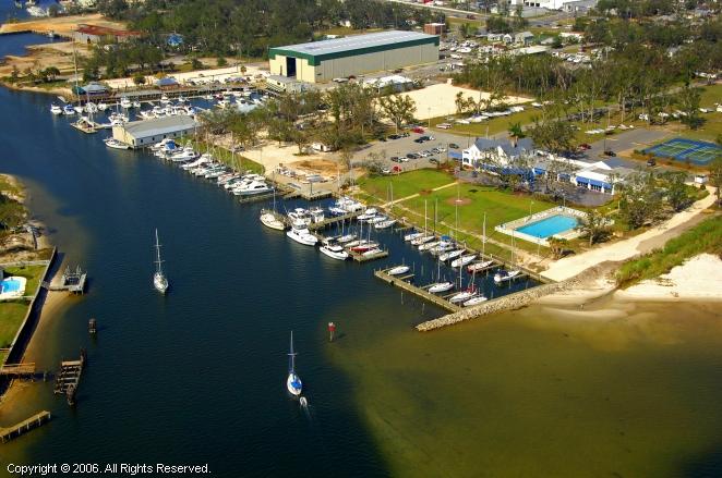 Pensacola Yacht Club in Pensacola, Florida, United States