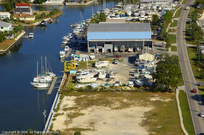 Hernando (FL) United States  city photos : Hernando Beach Marina in Hernando Beach, Florida, United States