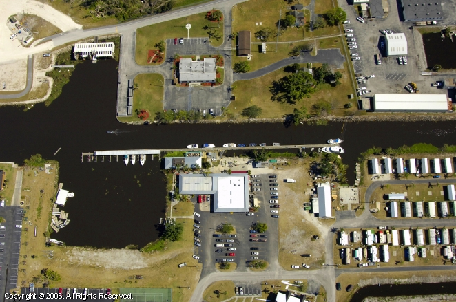 Clewiston (FL) United States  city images : Roland Martin's Marina in Clewiston, Florida, United States