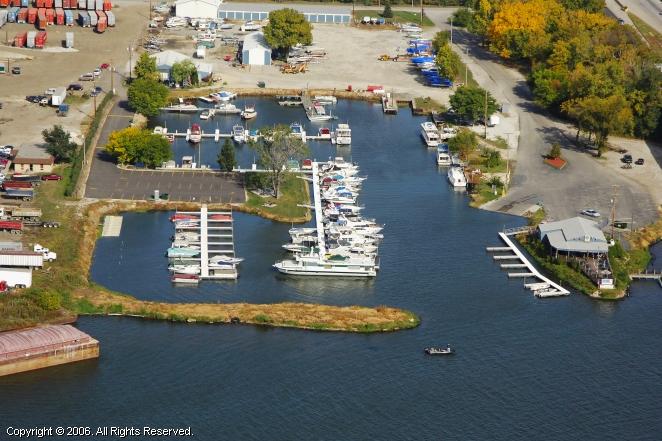 Channahon Big Basin Marina