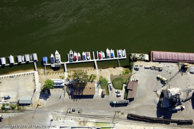 Peru (IL) United States  City pictures : South Shore Boat Club in Peru, Illinois, United States
