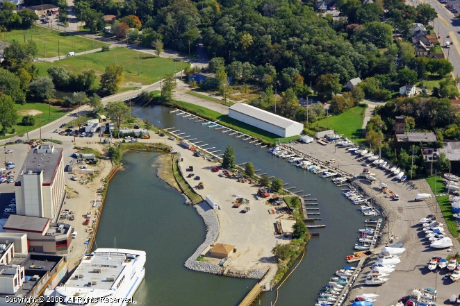 Michigan City (IN) United States  city images : Sprague Pointe Marina in Michigan City, Indiana, United States