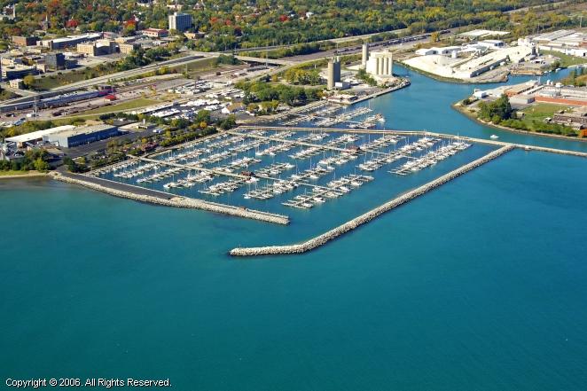 Waukegan (IL) United States  city images : Waukegan Municipal Marina in Waukegan, Illinois, United States