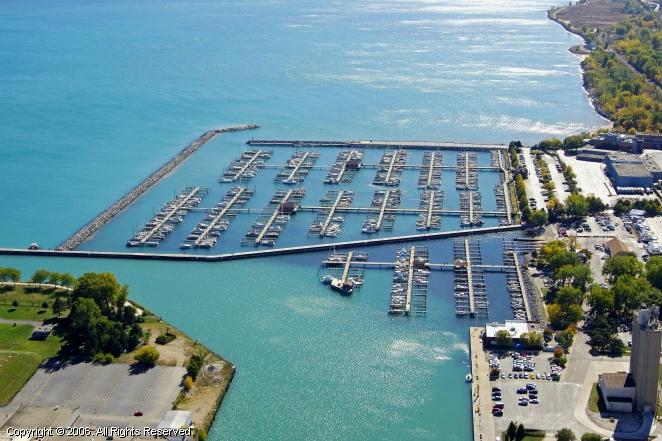 Waukegan (IL) United States  city photos gallery : Waukegan Municipal Marina in Waukegan, Illinois, United States