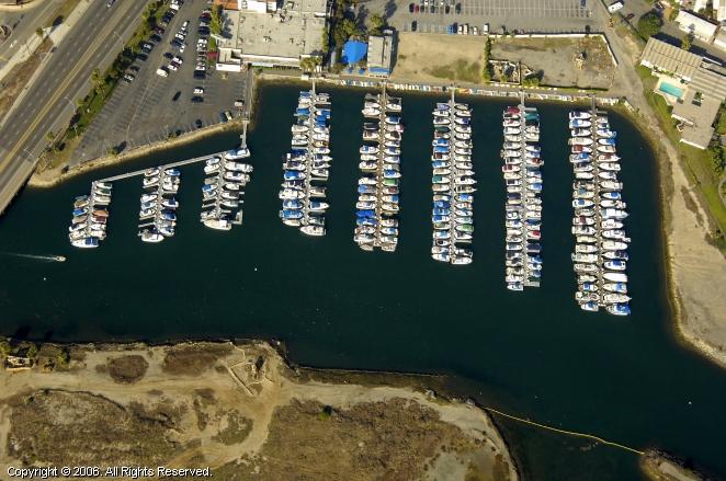 Bahia Yacht Club Long Beach