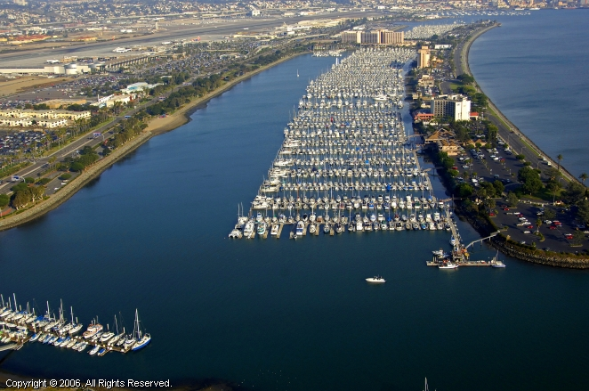 Restaurants On Harbor Island San Diego California