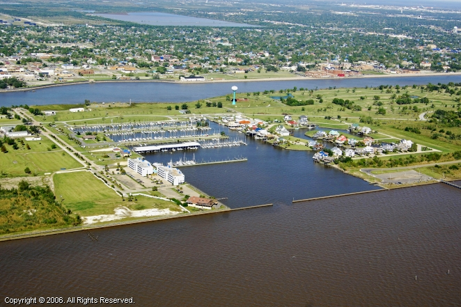 Port Arthur (TX) United States  City new picture : Pleasure Island Marina in Port Arthur, Texas, United States