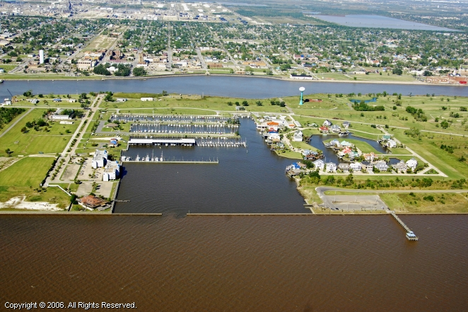 Port Arthur (TX) United States  city images : Pleasure Island Marina in Port Arthur, Texas, United States