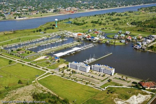 Pleasure Island Marina