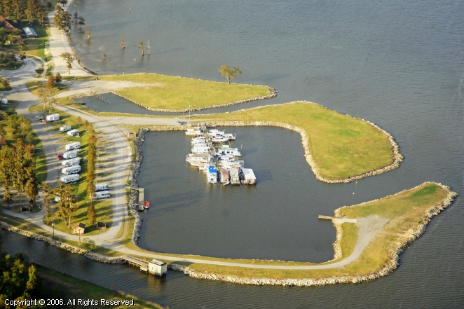 Morgan City (LA) United States  city photos : Lake End Park Marina in Morgan City, Louisiana, United States