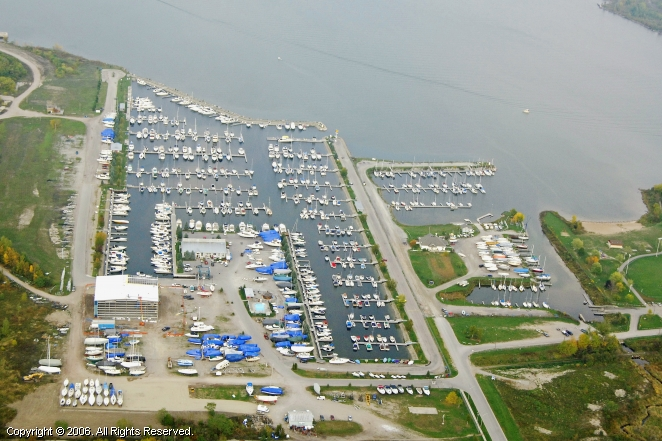 Midland (ON) Canada  City new picture : Bay Port Yachting Centre in Midland, Ontario, Canada