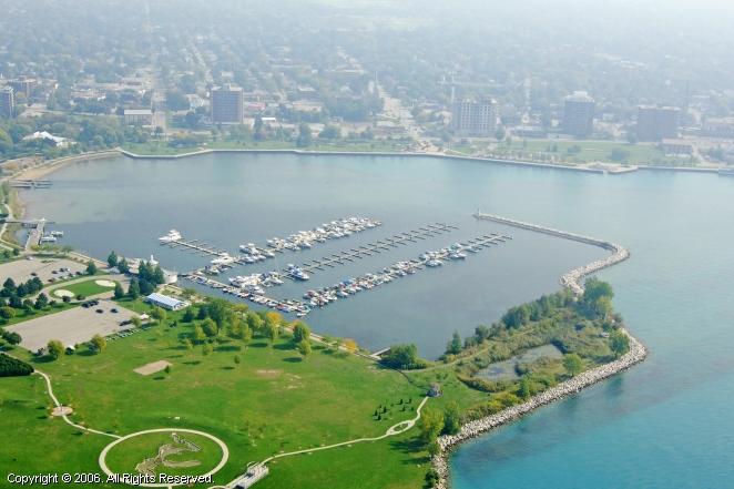Sarnia (ON) Canada  City pictures : Sarnia Bay Marina in Sarnia, Ontario, Canada