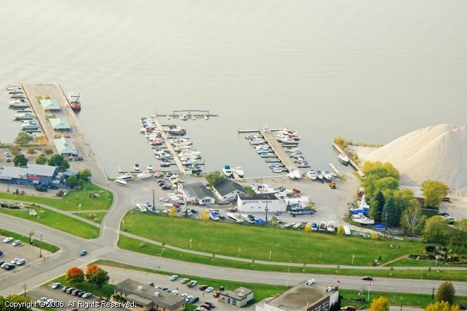 Midland (ON) Canada  city pictures gallery : Midland Marina in Midland, Ontario, Canada