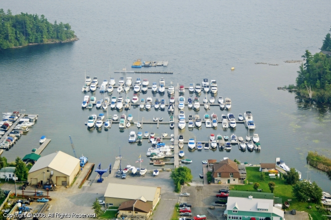 Lansdowne (ON) Canada  city photos gallery : Where Boaters Come First To Find Slips & Services