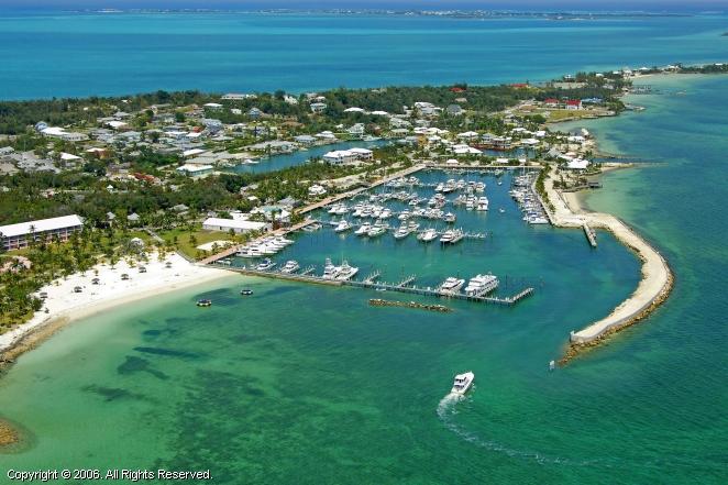 Abaco Beach Resort Boat Harbour Marina