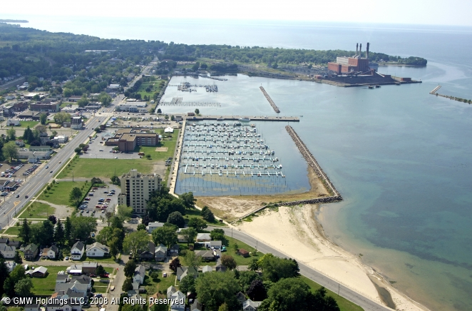 Dunkirk (NY) United States  city images : Chadwick Bay Marina in dunkirk, New York, United States