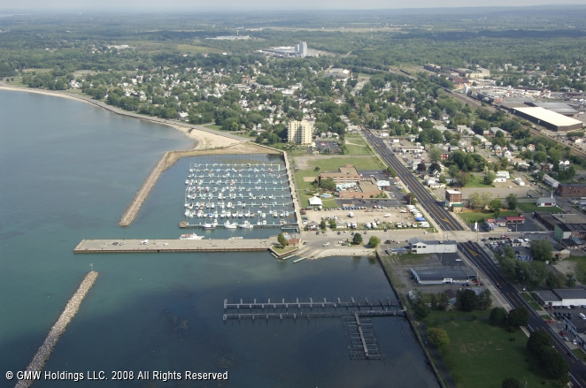 Dunkirk (NY) United States  City new picture : Chadwick Bay Marina in dunkirk, New York, United States