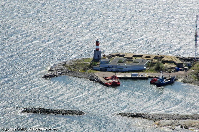 Harmaja Lighthouse