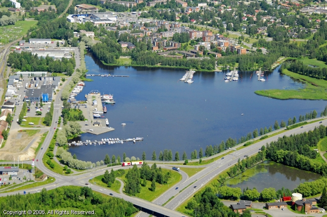 Mikkeli Harbour, Mikkeli, Finland