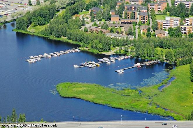 Mikkeli Saskala Marina, Finland
