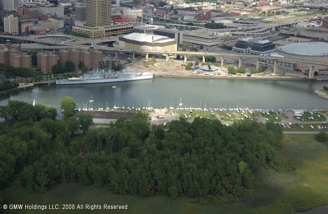 first buffalo river marina in buffalo  new york  united states