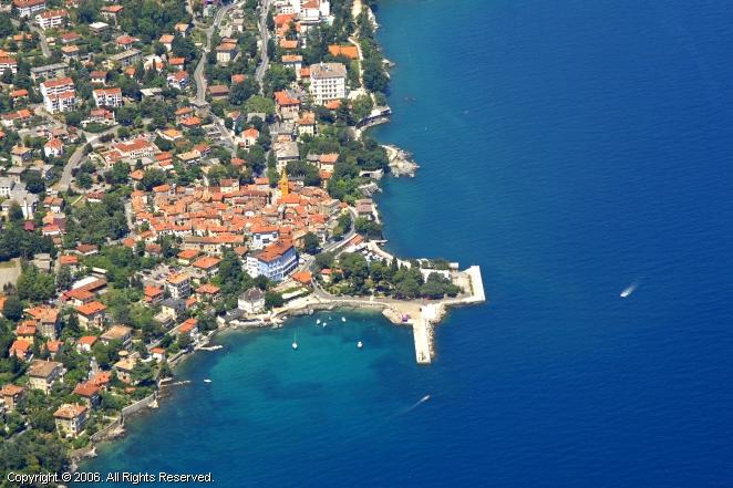 Lovran Croatia  city photos gallery : Lovran Harbour, Croatia