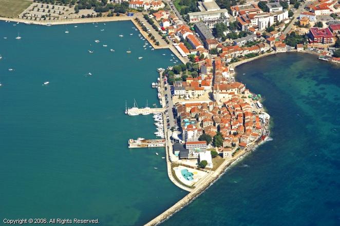 Umag Croatia  city images : Umag Harbour, Umag, Croatia