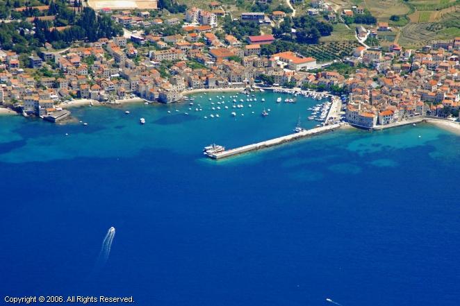 Komiza Croatia  city photo : Komiza Harbour, Croatia