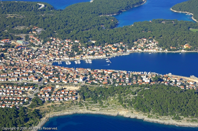 Mali Losinj Croatia  city photo : Mali Losinj Harbour, Croatia