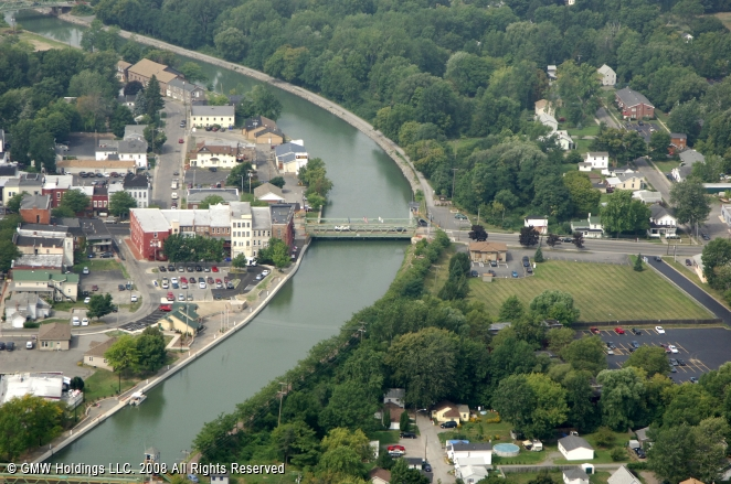 Brockport (NY) United States  city images : North Main Street Lift Bridge, Brockport, New York, United States