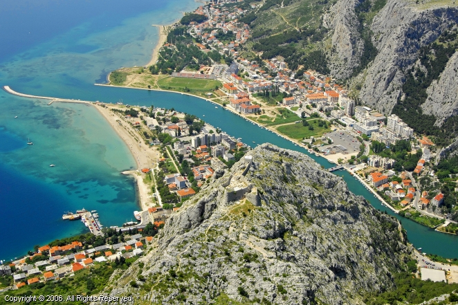 Omis Croatia  city photo : Omis, Omis, Croatia