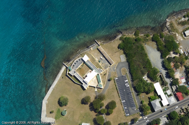 Christiansted National Historic Site - Fort Christiansvaern