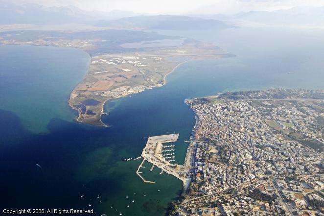 cleopatra marina in preveza  greece