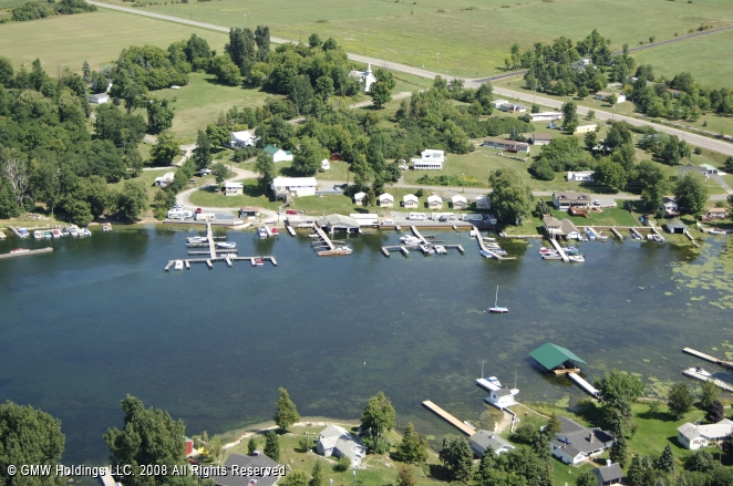 Thousand Islands Marina at Millens Bay