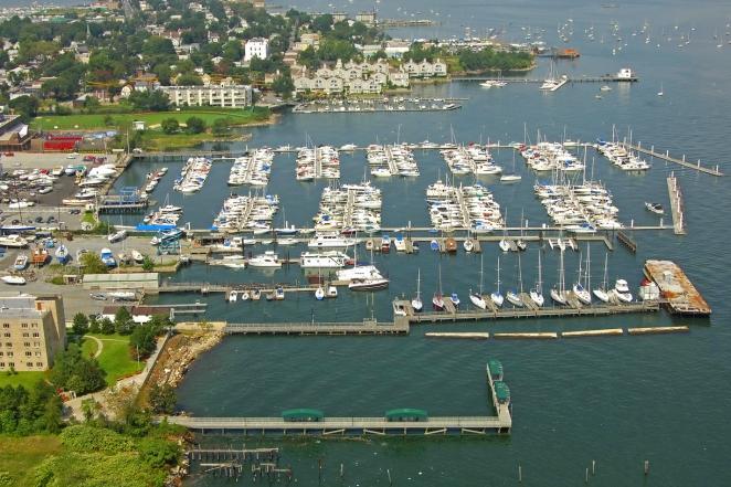 Marinas In City Island Ny