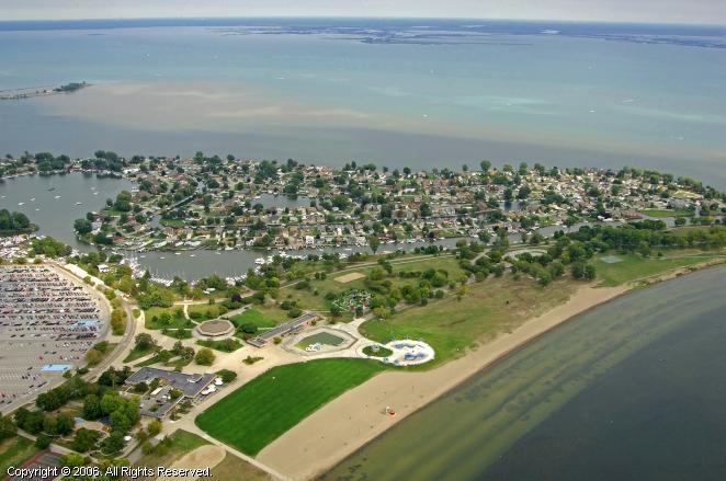 Lake St Clair Beach Metropark