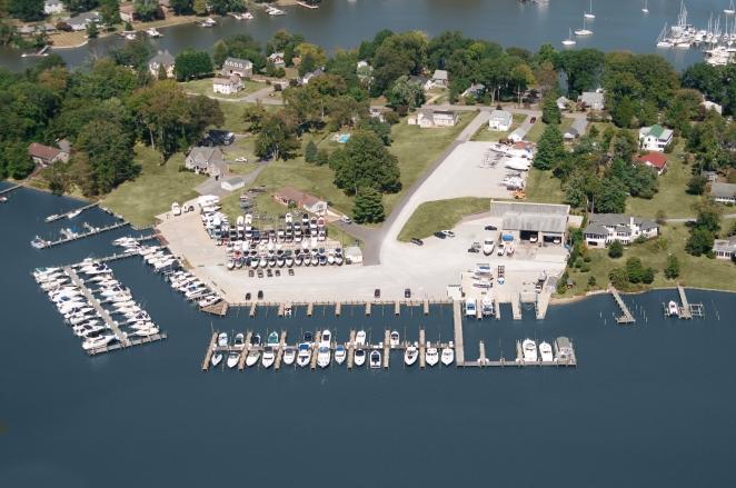 Rhode River Marina